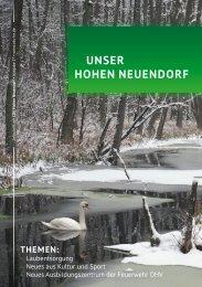 Unser Hohen Neuendorf 27 (Dez. 2017)