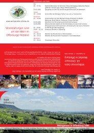 Willkommen beim 48. Ortenauer Weinfest in ... - Stadt Offenburg