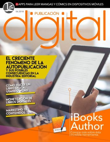 Publicación Digital - Edición iBooks Author