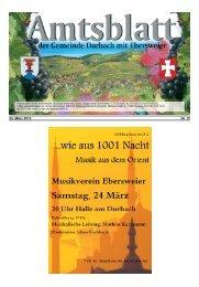 Evangelische Johannes-Brenz-Gemeinde - Durbach