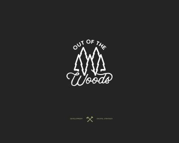 Out of the Woods Brand Book