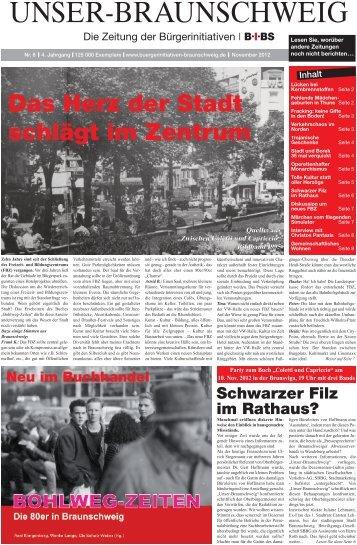Ausgabe 8 aus 10/2012 - bei braunschweig-online.com