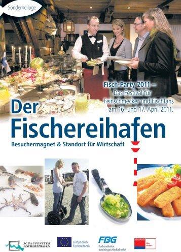 Fisch-Party 2011 – Das Festival für ... - Nordsee-Zeitung