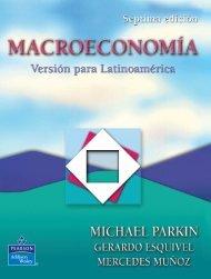 Macroeconomia. 7Ed. Parkin, 2007