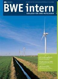 Windbranchentag NRW - Bundesverband WindEnergie eV