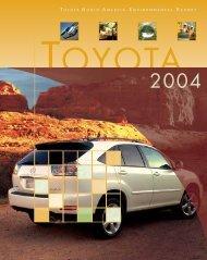 Print 14613_2004Enviro_Rptv7.qxd - Toyota