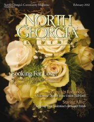 February 2012 - North Georgia Living Magazine