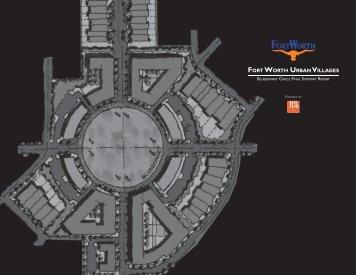 Final Bluebonnet Circle Master Plan - City of Fort Worth