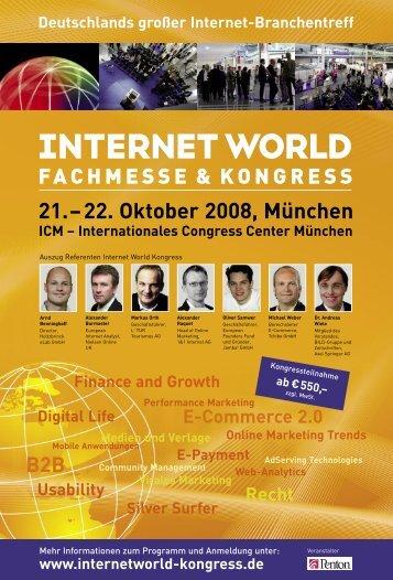 Deutschlands großer Internet-Branchentreff - bei Nielsen ...