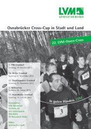 36. Meller Crosslauf - Laufen-OS.de