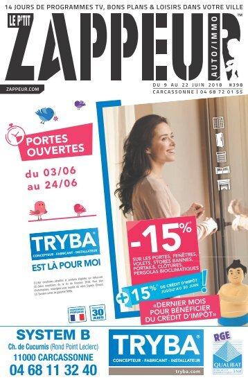 Le P'tit Zappeur - Carcassonne #398