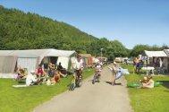 Camping Spa d'Or in de Belgische Ardennen
