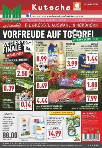 Marktkauf Kutsche KW23