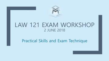 Law 121 - June 2 Docs