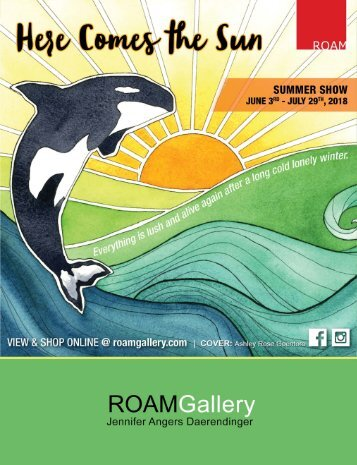 ROAM Gallery - Here Comes The Sun