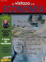 Un vistazo a la economia
