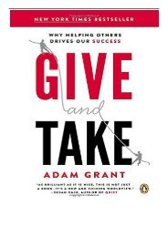 eBook Give and Take Why Helping Others Drives Our Success Free online