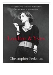 eBook Loulou  Yves Free online