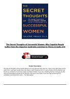 eBook The Secret Thoughts of Successful Women Why Capable People Suffer from the Impostor Syndrome and - Page 3