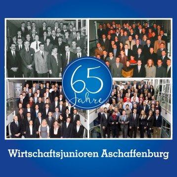 Jahrbuch der Wirtschaftsjunioren Aschaffenburg - Ausgabe 2017