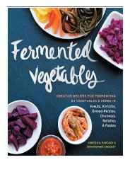 [PDF] Download Fermented Vegetables Full pages