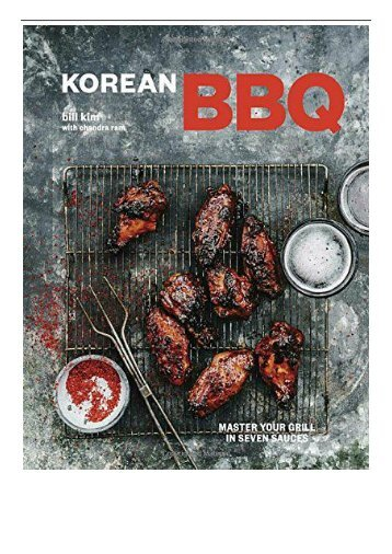 [PDF] Download Korean Bbq Full Books