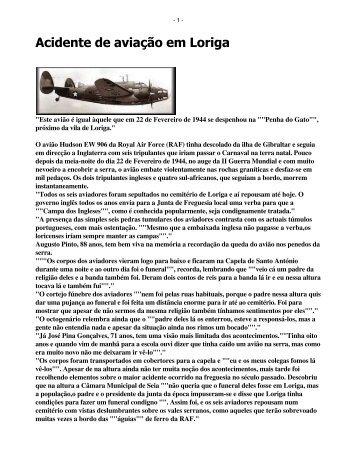 """Extratos da obra de António Conde, """"História concisa da vila de Loriga – Das origens à extinção do município"""". Incluídos dados também pesquisados por António Conde mas não inseridos na sua obra 1"""