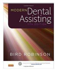 [PDF] Download Modern Dental Assisting 11e Full Books