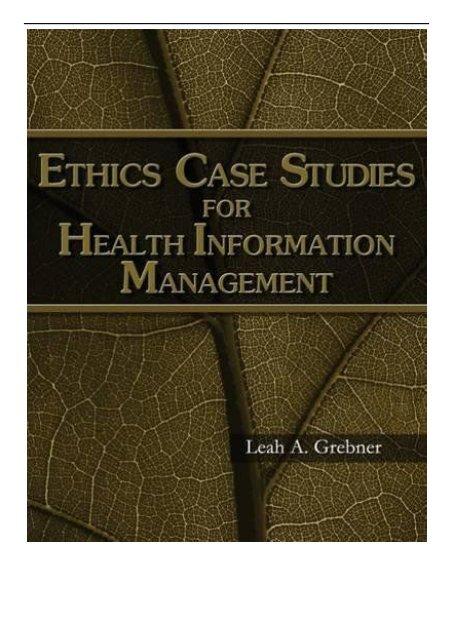 Management Case Studies Pdf