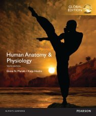 Human Anatomy & Physiology, 10th Edition, Global Edition