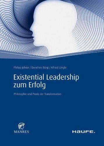 Existential Leadership