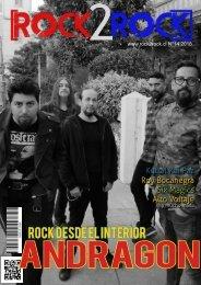 Rock To Rock Magazine N°14