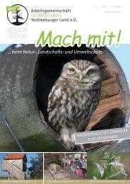 ... beim Natur-, Landschafts- und Umweltschutz - ANTL