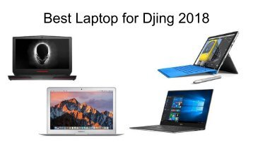 Top 10 best laptop for djing in 2018