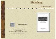 Handbuchs zum Recht der Energiewirtschaft - Universität Osnabrück