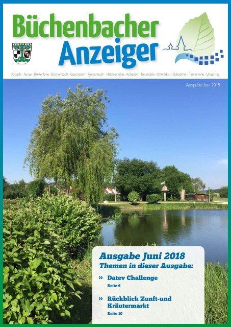 Juni 2018 - Büchenbacher Anzeiger