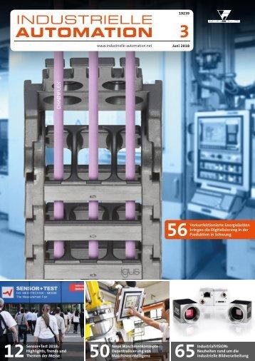 Industrielle Automation 3/2018