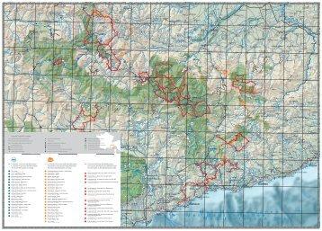 Alpi del Mediterraneo - Trekking tra mare e montagna