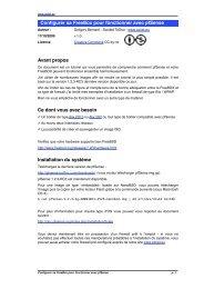 Configuration de votre FreeBox pour PFSense - OSNet.eu