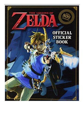 [PDF] The Legend of Zelda Official Sticker Book Nintendo  Sticker Books Full Page