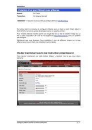 comment configurer pfSense en mode pont - OSNet.eu