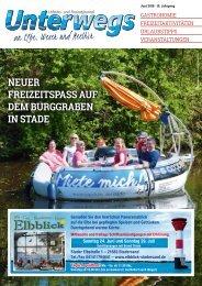 Unterwegs_an Elbe, Weser und Mee(h)r - Juni_2018