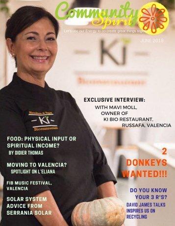 Community News & Business Valencia June 2018