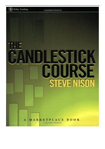 [PDF] The Candlestick Course A Marketplace Book Full Page