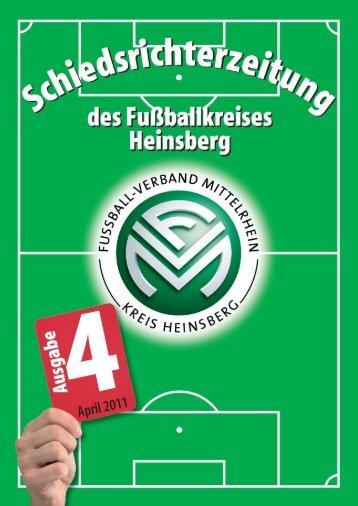 Ausgabe 04 - Fußballkreis Heinsberg
