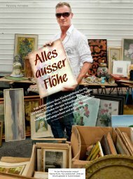 via Reisemagazin – Sinneswelt Flohmarkt