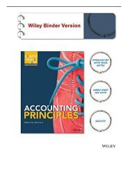 Best PDF Accounting Principles Full Page