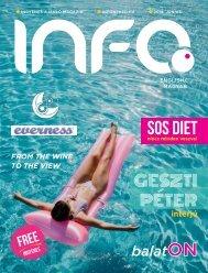 InfoPont Magazin - Június