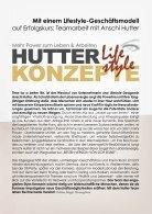 Anschi Hutter HUTTER Lifestyle KONZEPTE - Seite 3
