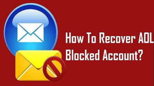 1-800-488-5392 | Recover Blocked AOL Account